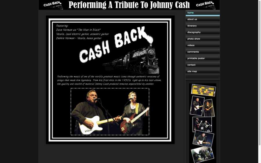 Cash Back - A Johnny Cash tribut