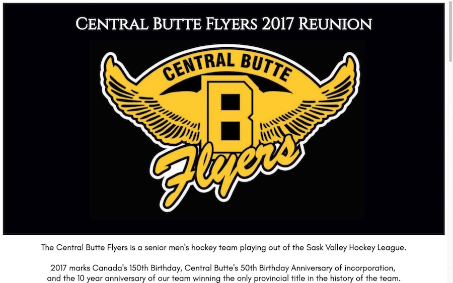 Central Butte Flyers alumni