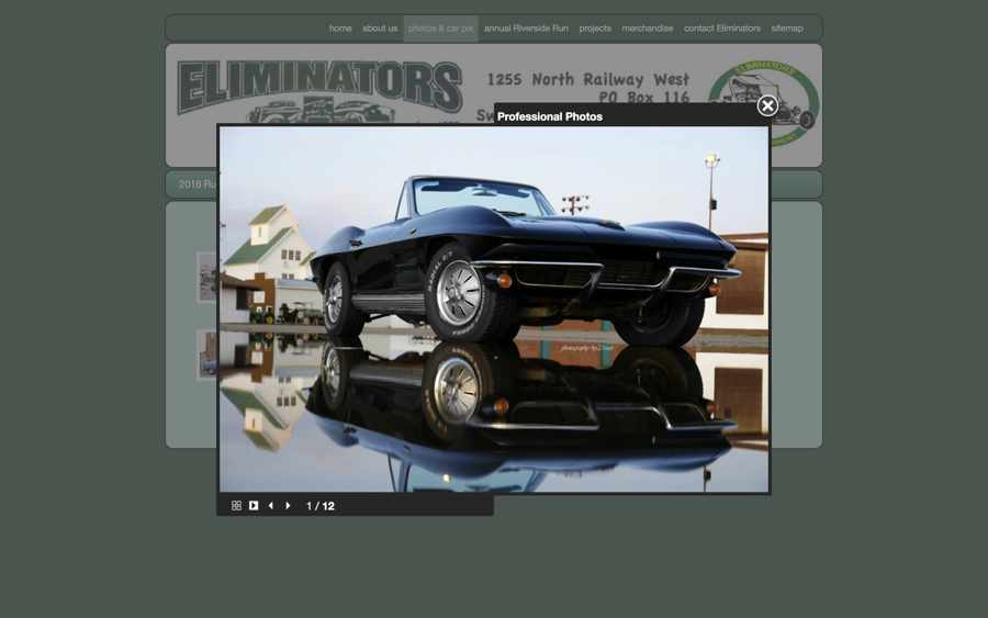 Eliminators Car Club